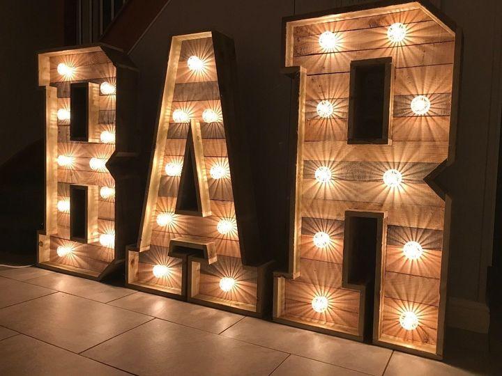 Light up BAR
