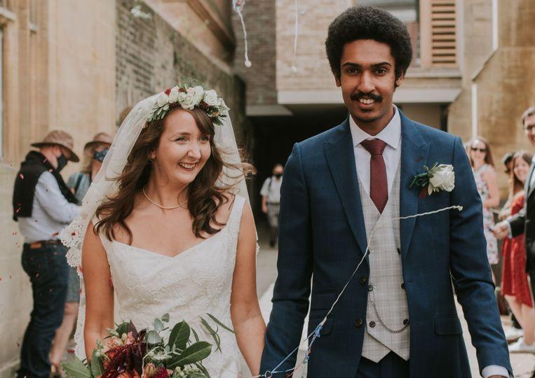 Rebecca Clark Photography - Newlyweds