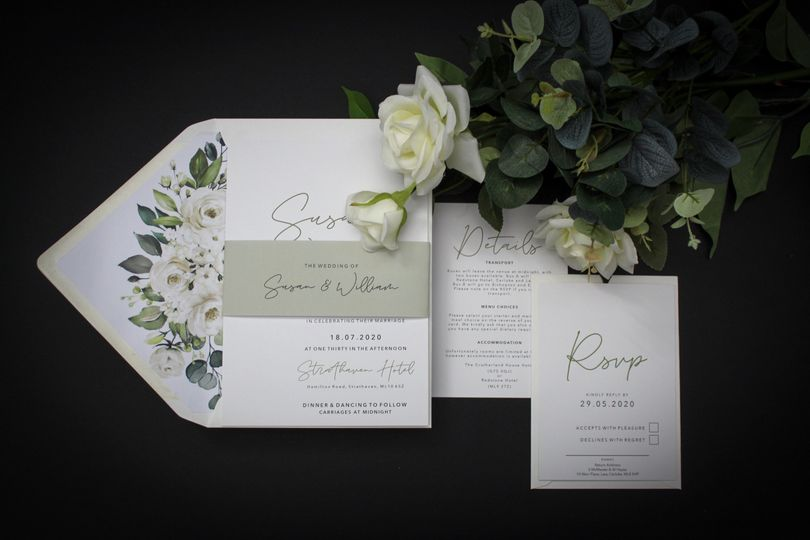 The White Roses Collection