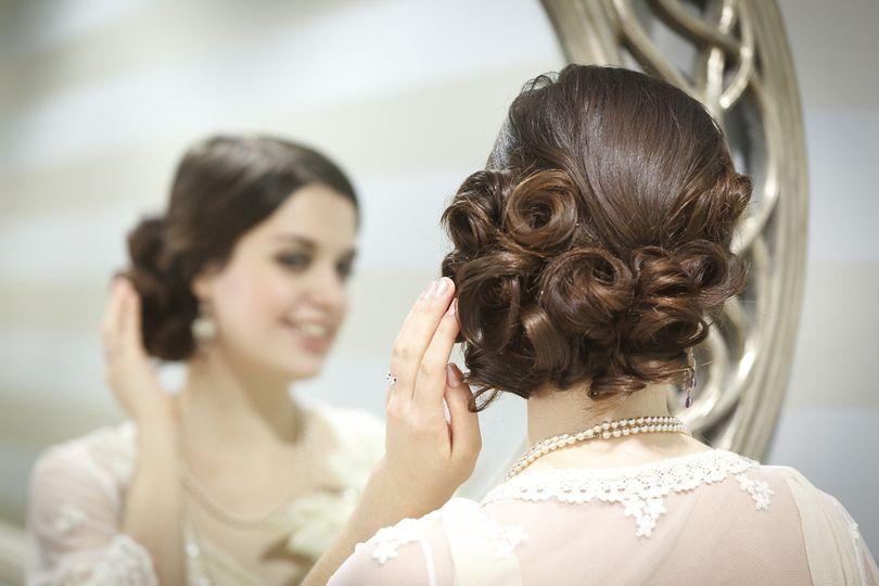 Tinsel Tiara Hair by Sami