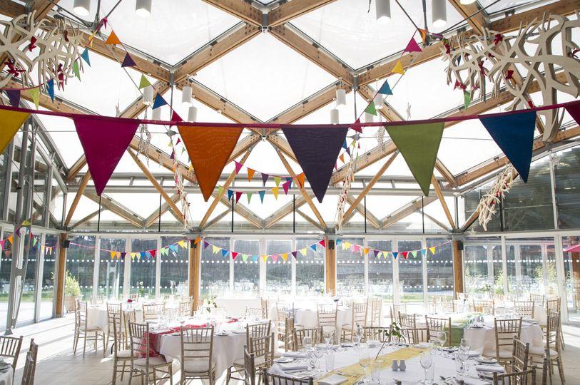 The Alnwick Garden Pavilion