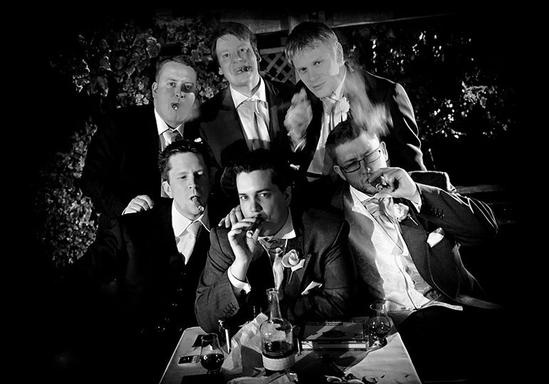 Guys enjoy the cigars!