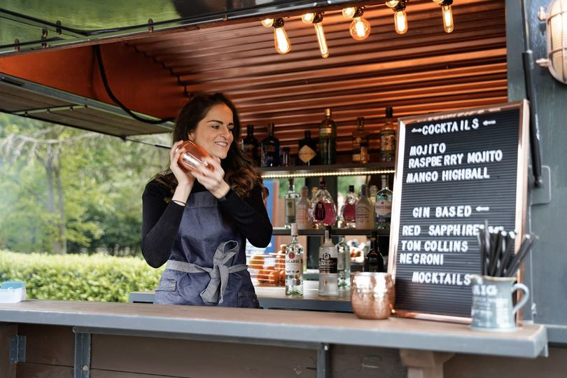 Mobile Bar Services The Gin Jam Bar 2