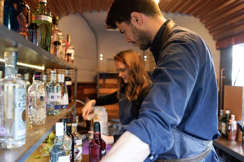 Mobile Bar Services The Gin Jam Bar 7