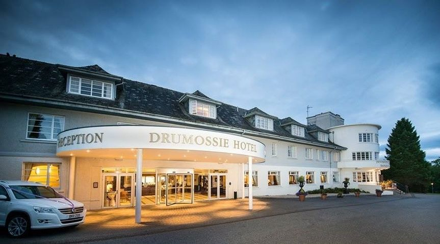 Macdonald Drumossie Hotel exterior