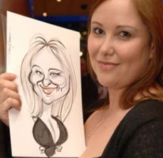 Another caricature