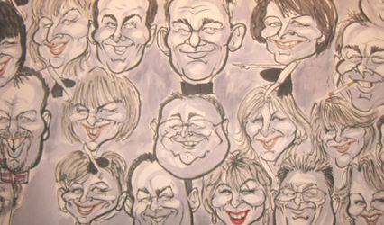 Mad Bager - Caricatures