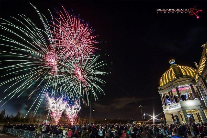 Entertainment Phenomenal Fireworks 2