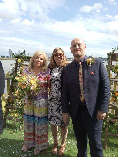Celebrants Sue Walder - Humanist Celebrant 13