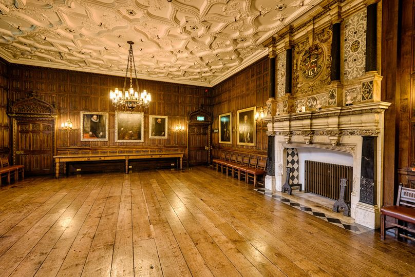 Rothamsted Manor - The Great Drawing Room