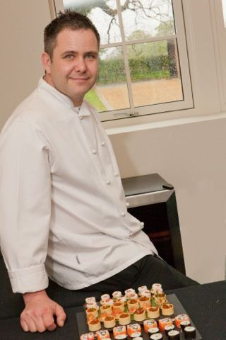 Chef Rob Lawson