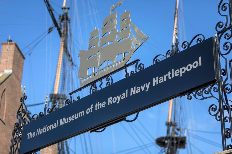 National Museum of the Royal Navy Hartlepool 20