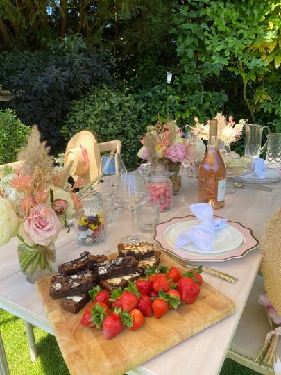 Outdoor occasions