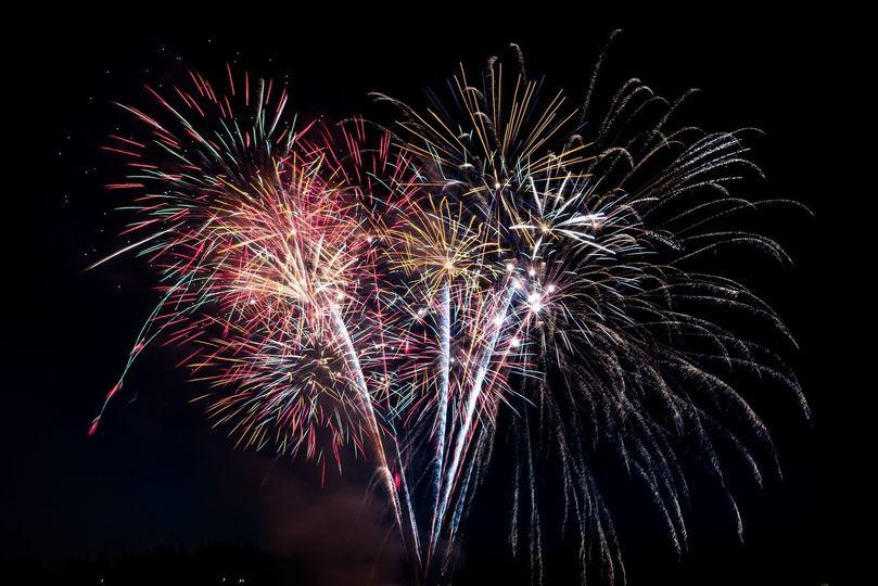 Fireworks Fireburst Fireworks 3