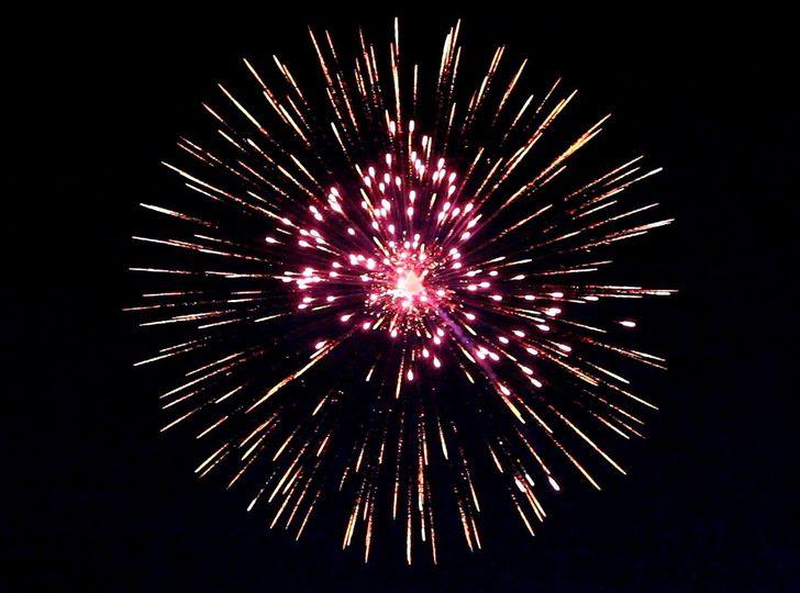 Fireworks Fireburst Fireworks 4