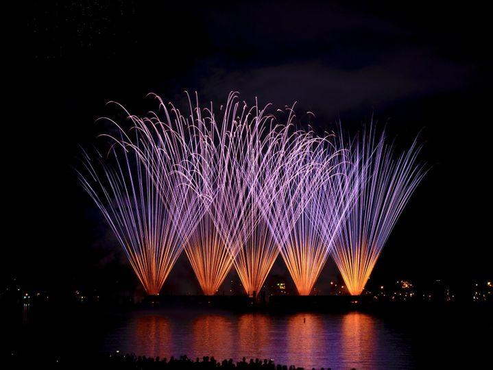 Fireworks Fireburst Fireworks 6