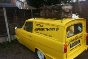 Trotter Van Hire Cheshire
