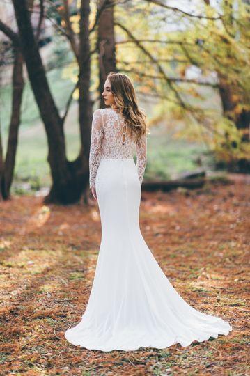Stunning in white
