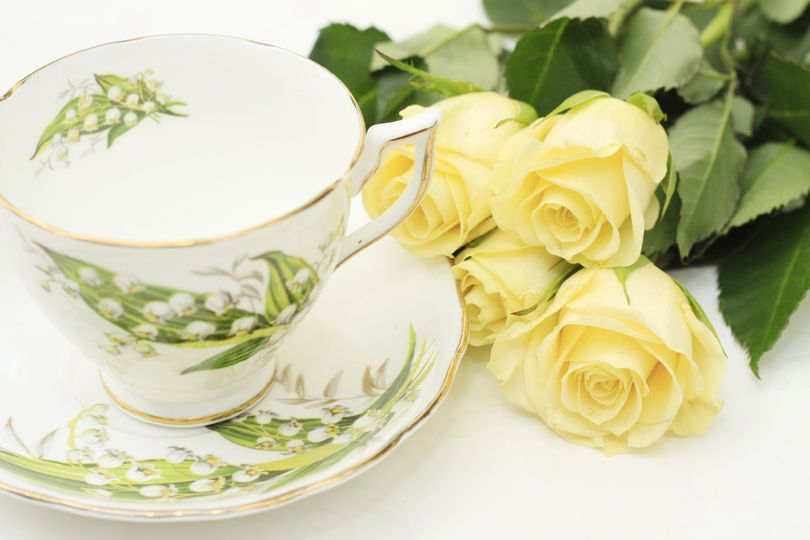Lovely cup and saucer