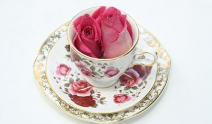 English Rose Tea Parties 1