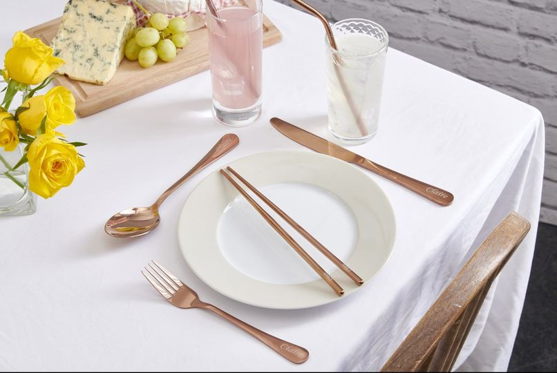 Personalised cutlery set