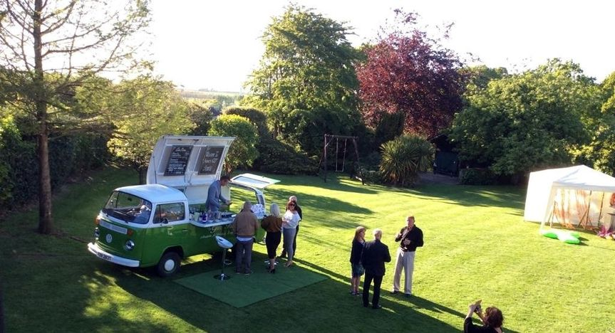 Mobile Bar Services Gin Fizz Van Limited 6