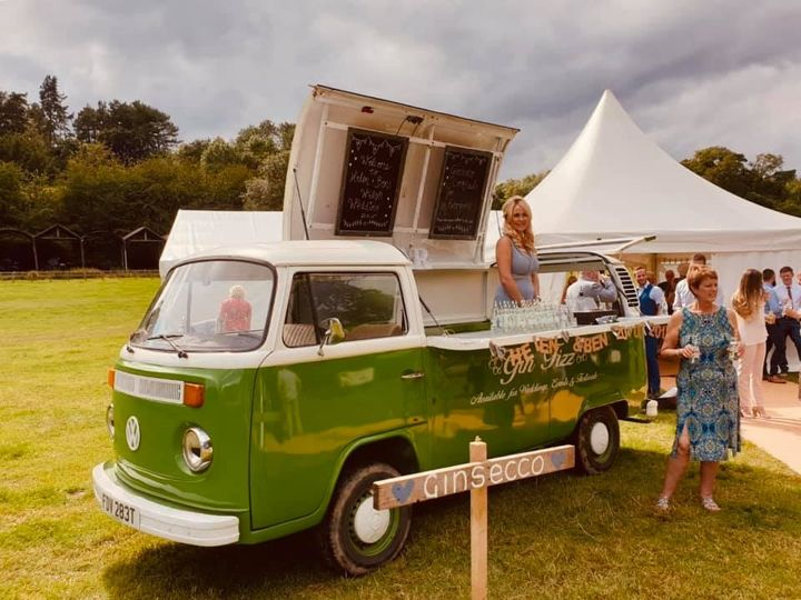 Mobile Bar Services Gin Fizz Van Limited 12