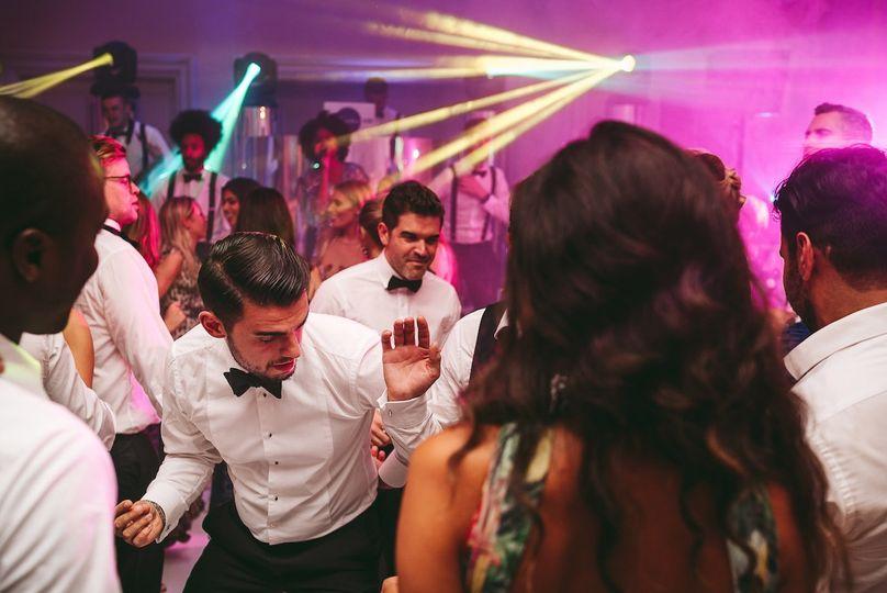 Wedding DJs and Wedding Bands