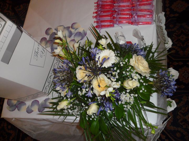 Flowers for table