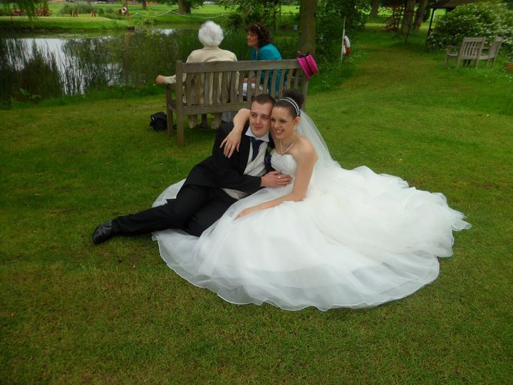 Katrina & Davids Wedding