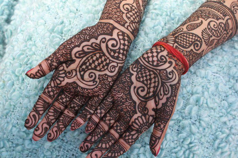 Henna/mehndi