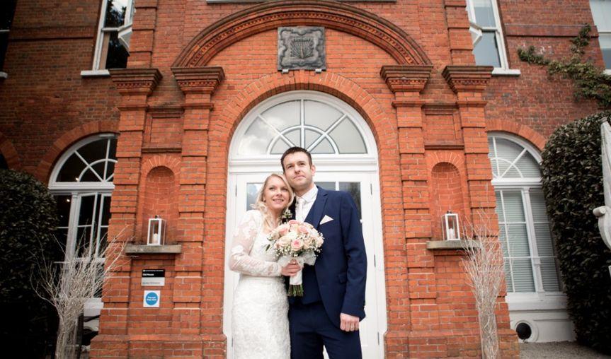 Shepperton Studios Wedding