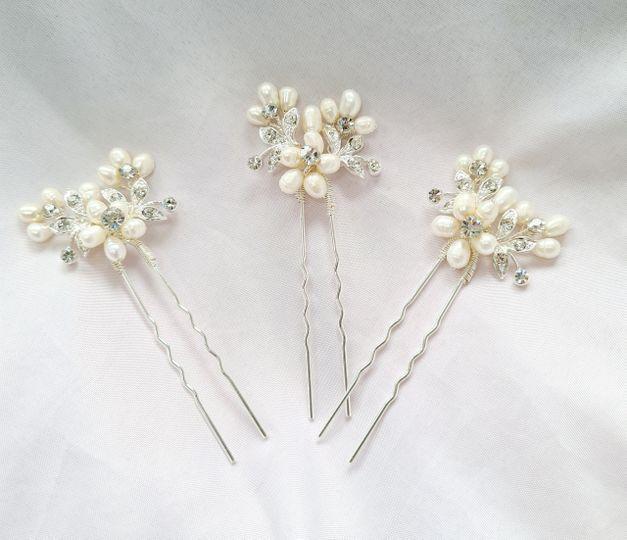 Parisian Hair Pins
