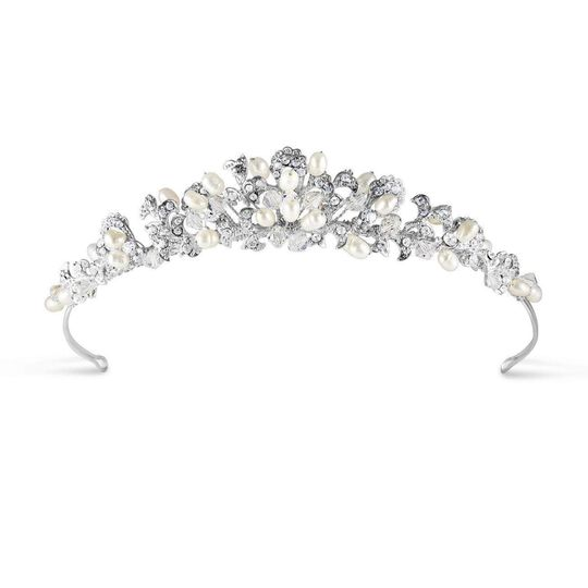 Kensington Tiara Silver