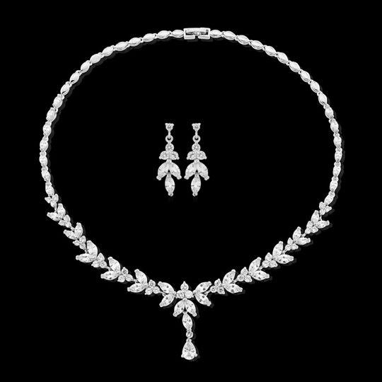 Exquisite Necklace Set