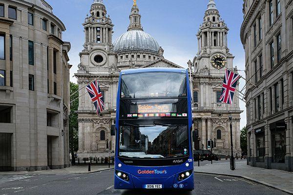 Golden Tours - St Paul's