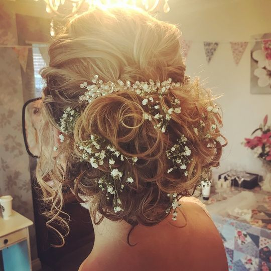Bespoke hairdressing by Michelle