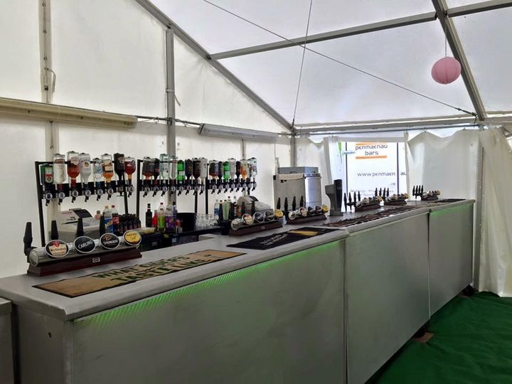 Mobile Bar Services Penmaenau Bars Limited 3