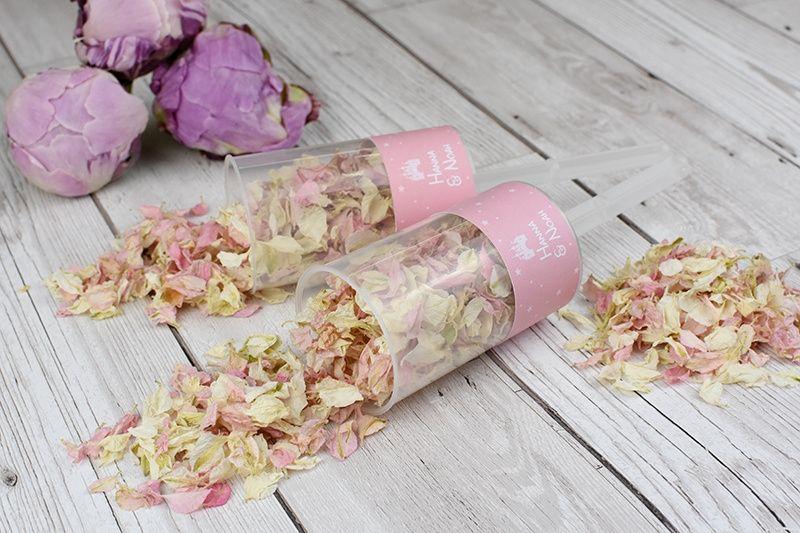 Confetti and Bubbles Shropshire Petals Confetti 51