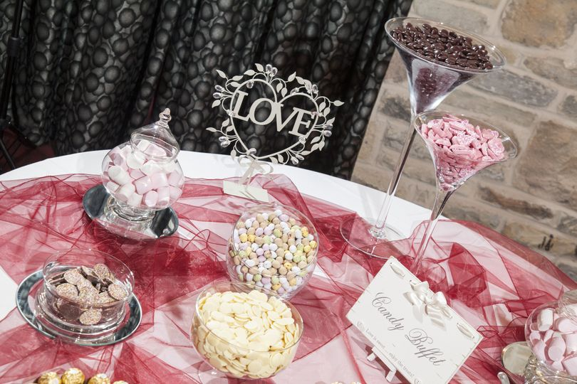 Our candy buffets