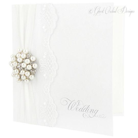 wedding invitation heirloom 1 main ghost orchid designs 9 95 4 108189