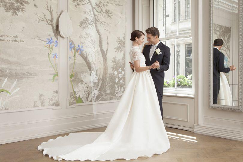 Weddings at Brown's Hotel