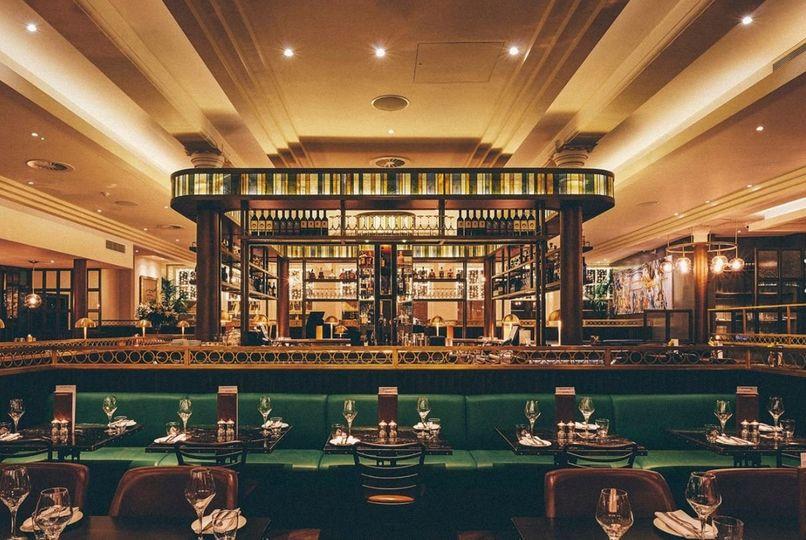 Gusto Restaurant and Bar 7