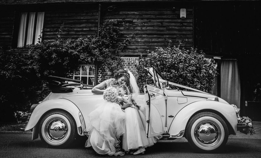 Cars and travel VW Brides