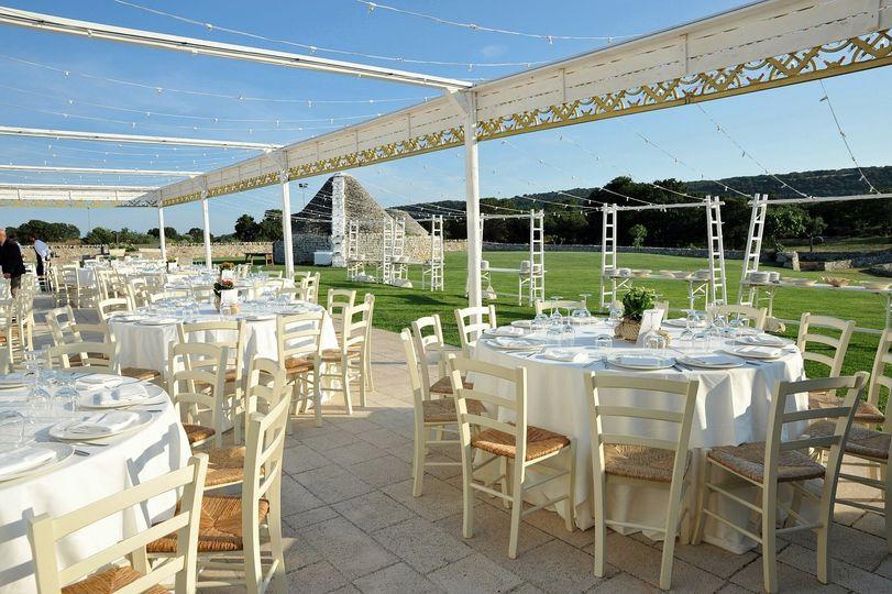 wedding country chic Puglia