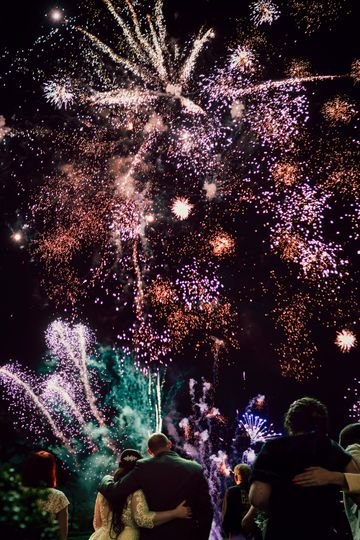 Fireworks - Reality Photography