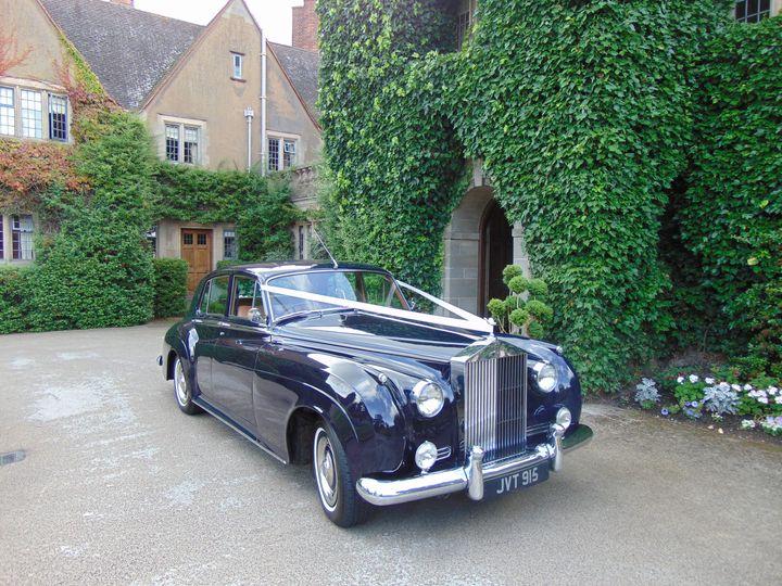 Rolls Royce Silver Cloud ll