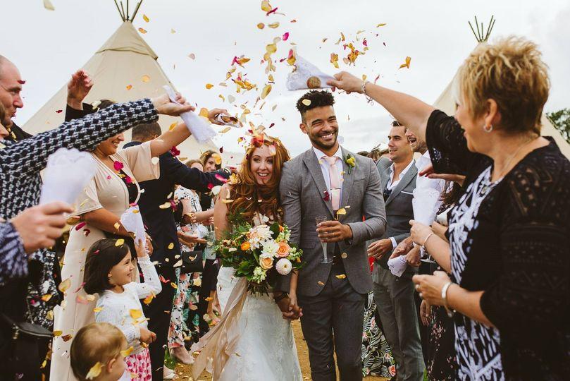 Jordan & Ellin Wedding