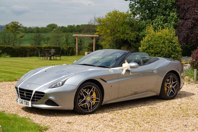 The Ferrari