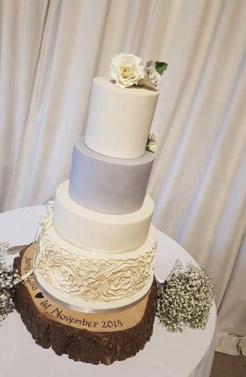 Lavish cake